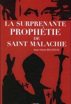 Livres Couvertures de La surprenante prophétie de Saint Malachie