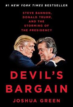 Livres Couvertures de Devil's Bargain: Steve Bannon, Donald Trump, and the Storming of the Presidency