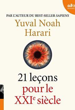 Livres Couvertures de 21 leçons pour le XXIe siècle