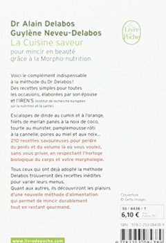 Livres Couvertures de La cuisine saveur : Pour mincir en beauté grâce à la morpho-nutrition
