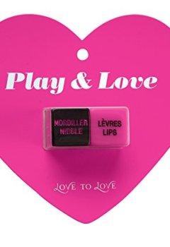 Livres Couvertures de Love to Love Play & Love Jeu de Dés