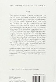 Livres Couvertures de Silo