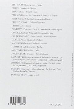 Livres Couvertures de Livrets d'opéra - Tome 1 (01)