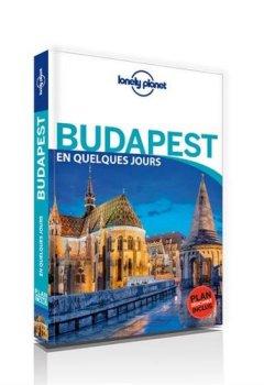 Livres Couvertures de Budapest En quelques jours - 3ed