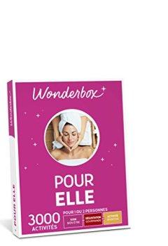 Livres Couvertures de WONDERBOX - Coffret cadeau - POUR ELLE