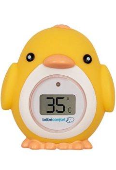 Livres Couvertures de Bébé Confort Thermomètre de Bain avec affichage digital