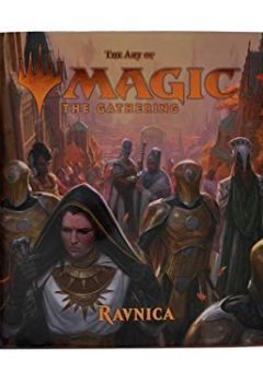 Livres Couvertures de The Art of Magic: The Gathering: Ravnica