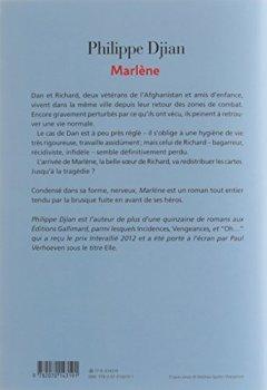 Livres Couvertures de Marlène