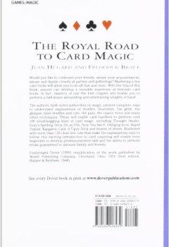 Livres Couvertures de The Royal Road to Card Magic