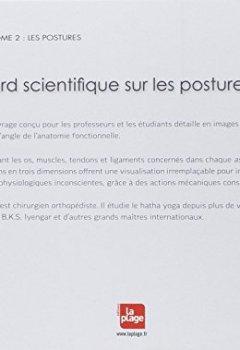 Livres Couvertures de Yoga anatomie Les postures - tome 2
