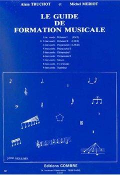 Livres Couvertures de Le Guide de formation musicale, débutant 2
