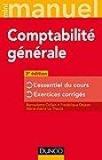 Mini manuel - Comptabilité générale - 3e éd. - L'essentiel du cours - Exercices corrigés