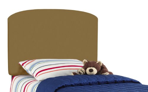 Image of Skyline Furniture Lauren'S Kids Headboard, Cotton (560TDKHK-PARENT)