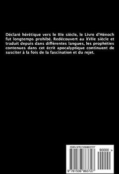 Livres Couvertures de Le Livre d'Hénoch