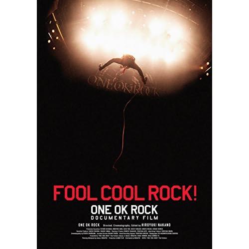 FOOL COOL ROCK! ONE OK ROCK DOCUMENTARY FILM (Blu-ray)
