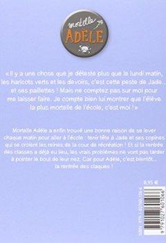 Livres Couvertures de Mortelle Adèle T.9 La rentrée des claques