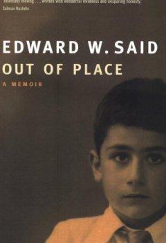 Livres Couvertures de Out of Place: A Memoir