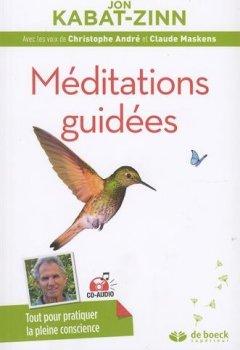 Livres Couvertures de Méditations guidées