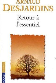 Livres Couvertures de RETOUR A L ESSENTIEL