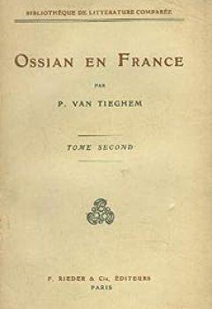 Livres Couvertures de Ossian en France. Tome second