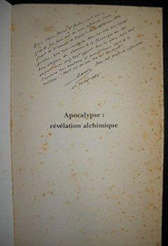 Livres Couvertures de Apocalypse : Révélation alchimique