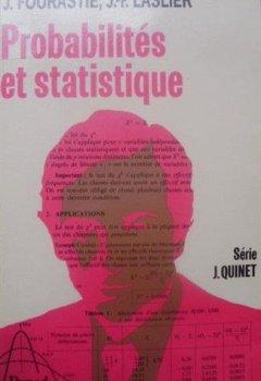 Livres Couvertures de Probabilités et statistiques