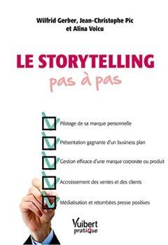 Livres Couvertures de Le storytelling pas à pas
