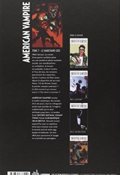 Livres Couvertures de American Vampire Tome 7