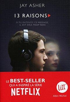 Livres Couvertures de Treize Raisons - Thirteen reasons why (Nouvelle édition - Français)
