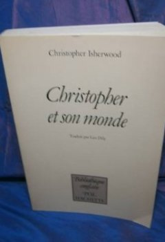Livres Couvertures de Christopher et son monde, 1929-1939