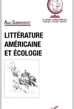 Livres Couvertures de Littérature américaine et écologie