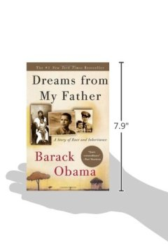 Livres Couvertures de Dreams from My Father: A Story of Race and Inheritance