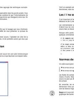 Livres Couvertures de Programmer pour les Nuls grand format, 3e édition