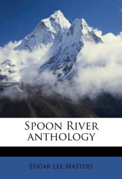 Buchdeckel von Spoon River Anthology