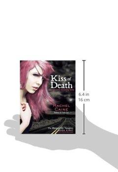 Abdeckungen Kiss of Death (Morganville Vampires, Band 8)