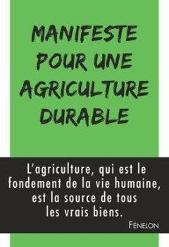 Livres Couvertures de Manifeste pour une agriculture durable