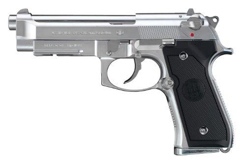 M9A1 ステンレスモデル (18歳以上ガスブローバックガン)
