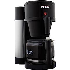 BUNN NHBX-B 10-Cup Home Brewer Coffee Maker Black Velocity Brew Machine