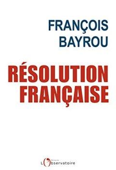 Livres Couvertures de Résolution française