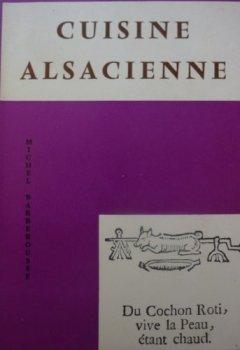 Livres Couvertures de Cuisine alsacienne