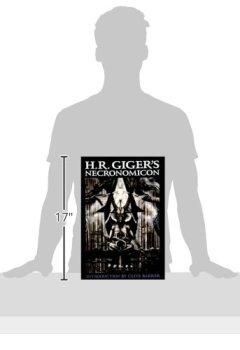 Abdeckungen H. R. Giger's Necronomicon