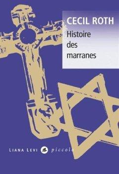 Livres Couvertures de Histoire des marranes