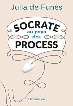 Livres Couvertures de Socrate au pays des process