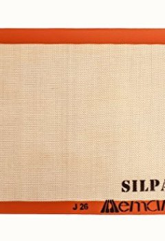 Livres Couvertures de Toile de cuisson anti-adhésive Silpat 40 x 30 cm