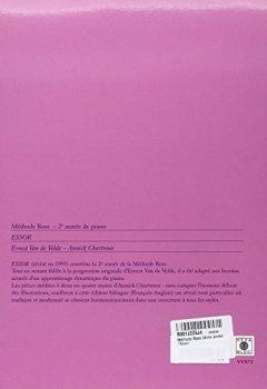 Livres Couvertures de Méthode Rose 2ème année : l'Essor