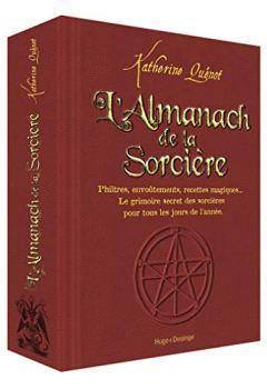 Livres Couvertures de L'almanach de la sorcière (Nouvelle édition)