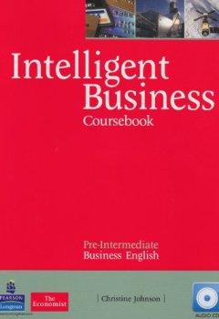 Livres Couvertures de Intelligent Business Pre-Intermediate Coursebook/CD Pack
