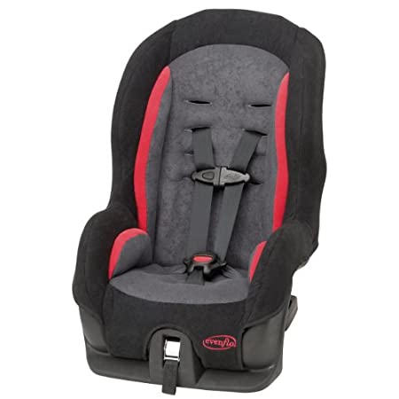 The Evenflo Tribute Convertible Car Seat combines safety, comfort and ease for the ultimate value in child restraints. Compact in size, the Tribute provides a great vehicle fit while providing side impact protection.  Try this seat for a top notch ex...