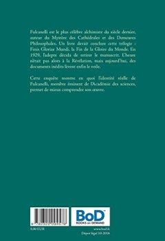 Livres Couvertures de Finis gloriae mundi de fulcanelli : La Révélation