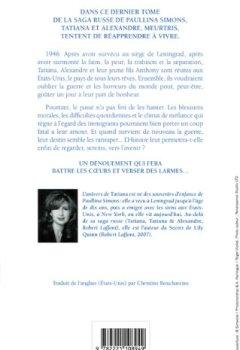 Livres Couvertures de Inoubliable Tatiana
